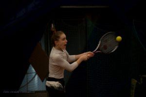 Vítězka turnaje Julie Štruplová