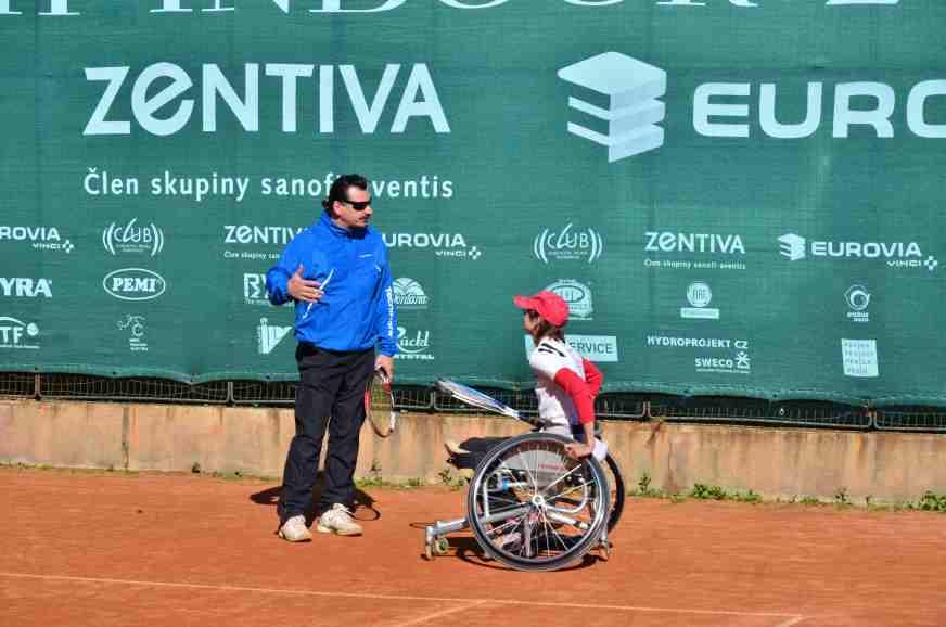 Pavel Saic a Marcela Řasová turnaj také vyhráli